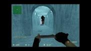 Counter strike source deathrun Iceworld (bhop)