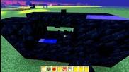 как се прави tnt изстрелвачка на minecraft