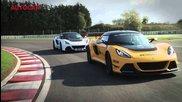 Lotus Exige V6 Cup - road car vs race car - autocar.co.uk