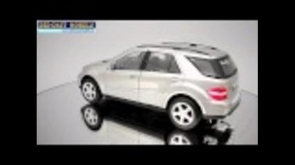 Mercedes Ml 350 - 1:24 - Welly