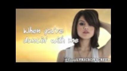 Selena Gomez & The Scene-shake It Up