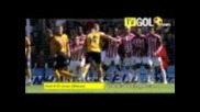 Best goals of the week August 2010 № 1