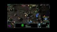 Starcraft 2 - Zvt - Batetoshko (bg) vs pashka (pe)