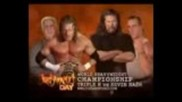 Wwe Promo Triple Hhh Vs Kevin Nash Judgement Day