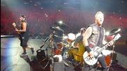 Metallica - Fuel [stage Footage] (live in Gothenburg, August 22nd, 2015)