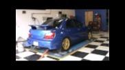 Subaru impreza Cobb tuning