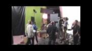 Avril Lavigne - Making of the Black Star Commercial