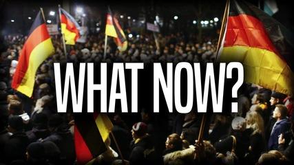 Смъртта на Германия и ''бежанската криза ''