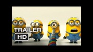 Despicable Me 2 - Official Teaser Trailer (2013) Hd