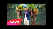 Pitbull Ft. Jennifer - We Are One ( Ole Ola ) ( Olodum Mix [ The Official 2014 Fifa World Cup Song ]