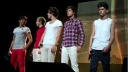 One Direction - I Wish (live)