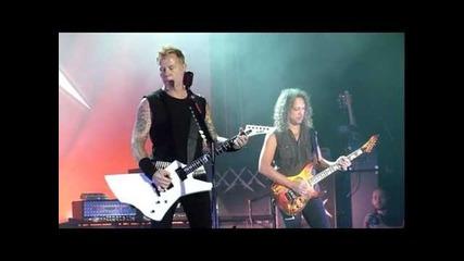 Metallica - Rebel of Babylon [new Song] (live in San Francisco, December 10th, 2011)