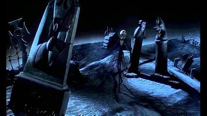 сцена от филм: Nightmare Before Christmas
