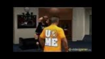 Wwe Smackdown vs Raw 2011: Behind The Scenes & First Look at Road to Wrestlemania