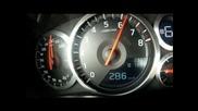 Nissan Gt-r 2011 0-280 km/h Acc