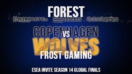 Cs:go - f0rest /ace