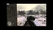 Call of Duty 2 Veteran 07. Comrade Sniper, Mission