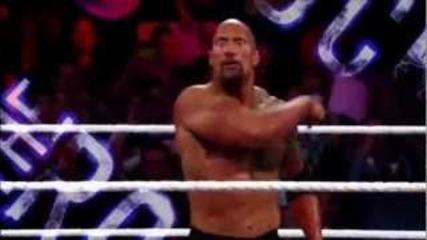 The Rock New Titantron 2012