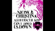 Nicox & Christina Aguilera ft Lil Kim - Can't Hold Us Down (original Mix)