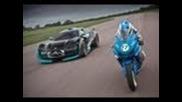 Electric car vs bike: Citroen Survolt vs Agni Z2