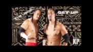 "Wwe: The Usos Theme Song - ""get Up(instrumental)"" (hd)"