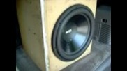 "Re audio Sx 18"" flexing the tahoe playing the bass monster by psyph morrison"