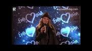 Интервю със Солуна Самей (дания на Евровизия 2012)