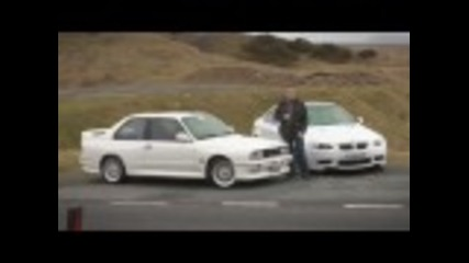 Bmw M3 meets its ancestor - by Autocar.co.uk