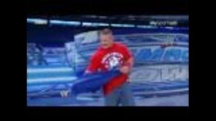 2011 First Draft Pick - John Cena To Smackdown!