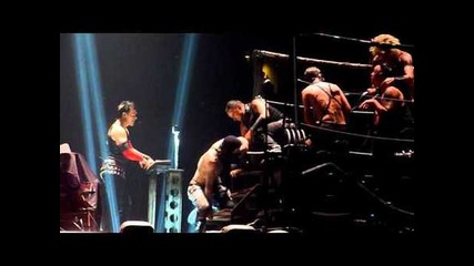 Rammstein Live Budapest 10.11.2011
