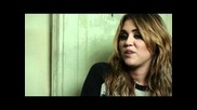 Miley Cyrus - Mini Documentary from Chimes of Freedom: The Songs of Bob Dylan