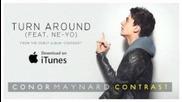 Conor Maynard - Turn Around (taken from Contrast)