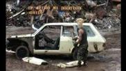 Street Fighter-car Destruction Parody