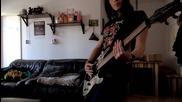 Rammstein - Asche zu Asche Live Guitar Cover [multicamera]