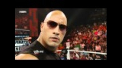 The Rock Returns 2011 (full Segment)