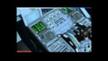 Fsx- Aerosoft Airbus X A320 Fmc Урок. как да нагласим Фмц-то