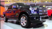 2015 Ford F-150 from Aluminum
