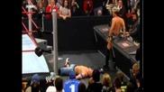 Wwe Armageddon 2008 - John Cena vs Chris Jericho - World Heavyweight Championship