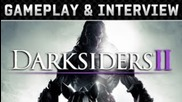 Darksiders 2 - E3: 2012 Gameplay & Interview