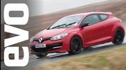 Renault Megane Sport срещу Seat Leon Cupra | evo Битка на Пистата