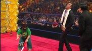 Alberto Del Rio s Royal Rumble Celebration