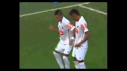 Ai seu te pego, Neymar Da Silva, Cristiano Ronaldo, y Marcelo