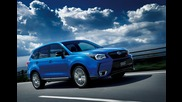 2015 Subaru Forester ts 280ps Sti officially revealed - Horsepower specs price 2016 review