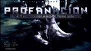Krucial Mane ft. Inkisidor & Froylan - Profanacion ( Prod. by Fiend )