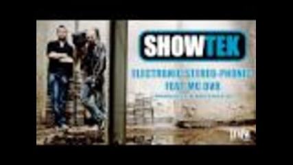 Showtek - Electronic Stereo Phonic feat Mc Dv8 - Album version