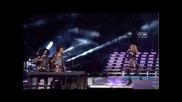 Pop Superstar Madonna at Super Bowl Xlvi, Halftime Show
