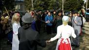 "Festival of the banat bulgarians people ""farshangi"" 09/02/2013"