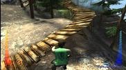 Just Gameplay - Mountain Bike Adrenalin