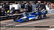 Indycar 2015. Round 1. St. Petersburg. Race [part 1/2]