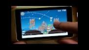 Angry birds on Nokia N8